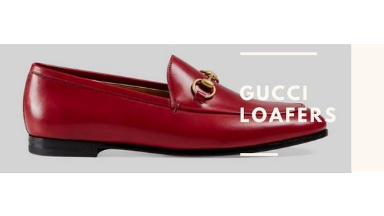 Gucci Loafer / ponadczasowe buty