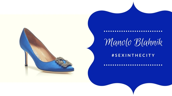 Czółenka od Manolo Blahnik / Sex in the City