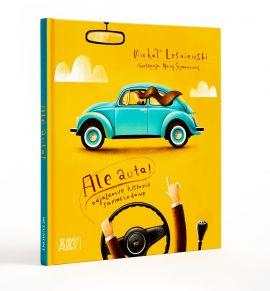 Książki dla miłośników motoryzacji