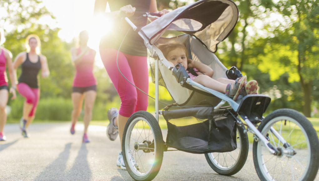 Buggygym pomysł na fit czas dla mamy