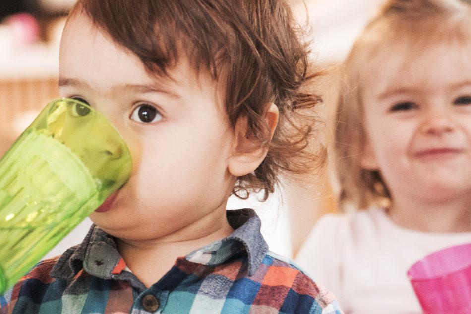 Dbanie o mowę dziecka