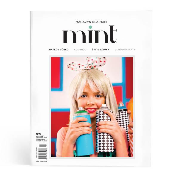 Poznaj wiosenne wydanie magazynu dla mam MINT