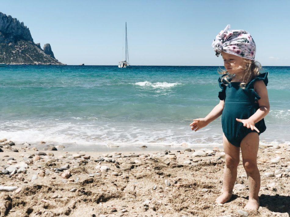 Turban dla dzieci Eivissa Blossom