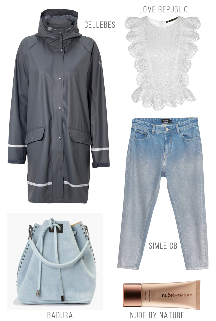 Festiwalowy outfit