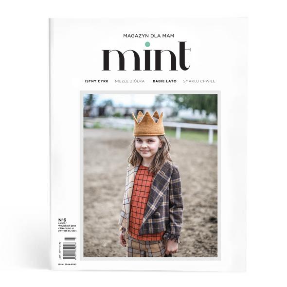 Magazyn dla Mam - MINT NR 6, wydanie letnie