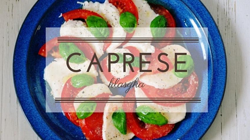 CAPRESE / PRZEPIS