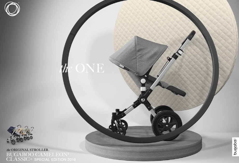 NOWY BUGABOO CAMELEON – THE ONE