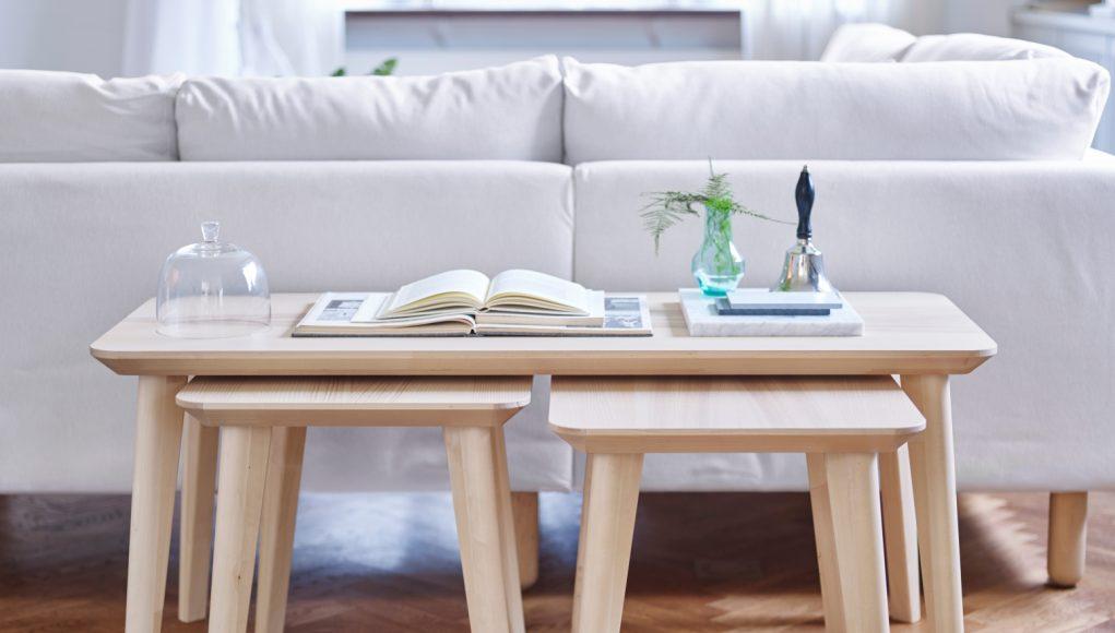 IKEA LISABO / PROSTOTA INSPIROWANA NATURĄ