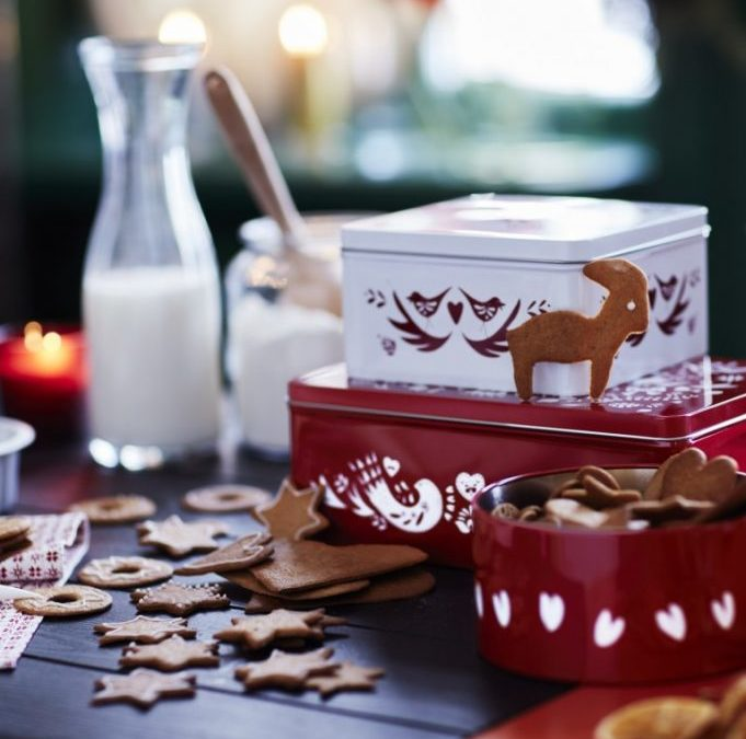 Kolekcja świąteczna Ikea Przygotuje święta Poswojemu
