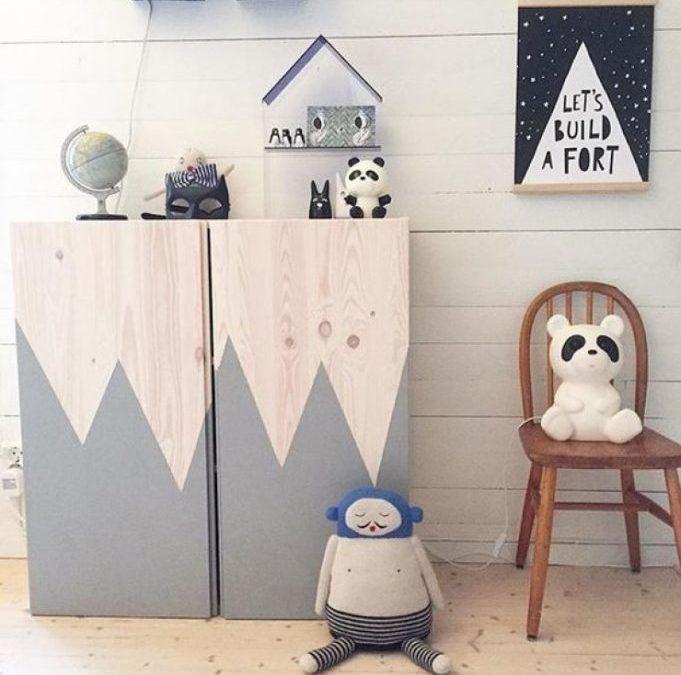 TOP 10 IKEA hacks: pokój dziecka