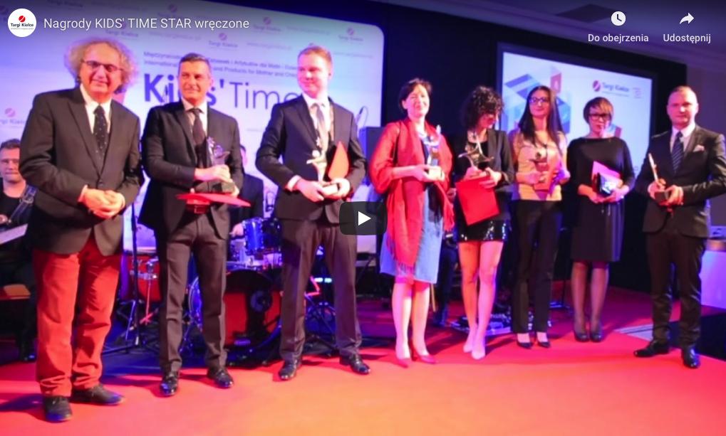 KIDS TIME STAR AWARD 2017 / NAJLEPSI Z NAJLEPSZYCH