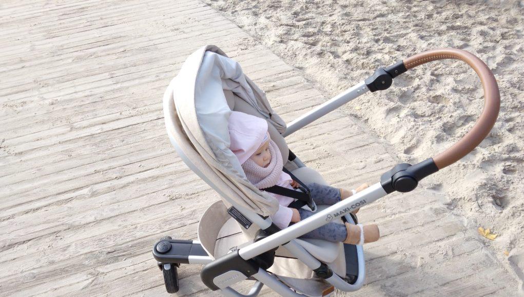 Maxi Cosi Nova 3 testy wózka