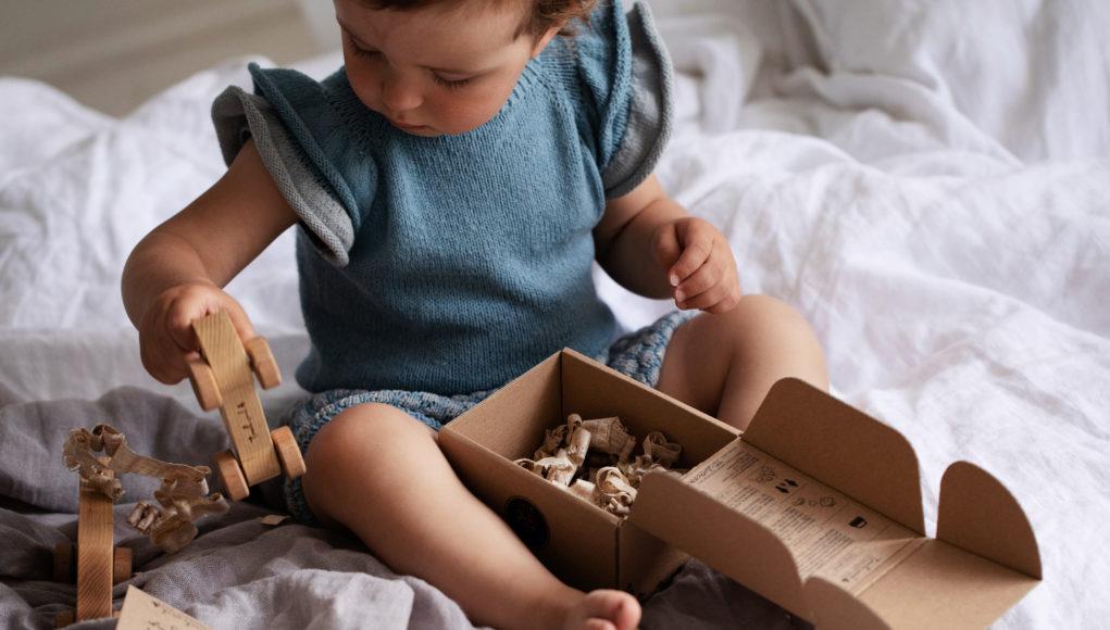 Drewniane zabawki z duszą od TOUCH WOOD
