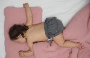 zakryj pampersy dla dziecka