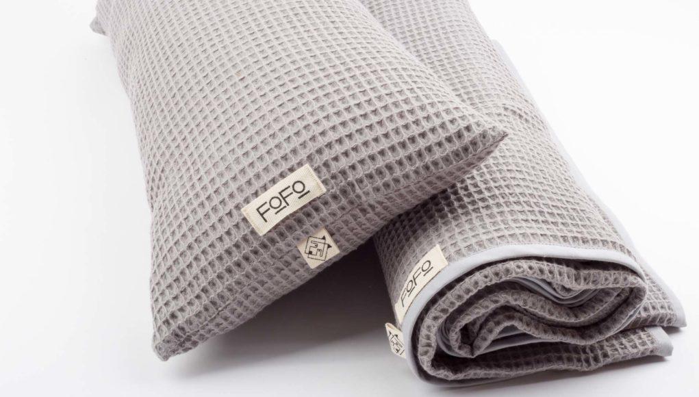 Tekstylia dla dzieci i dorosłych od marki FOFO