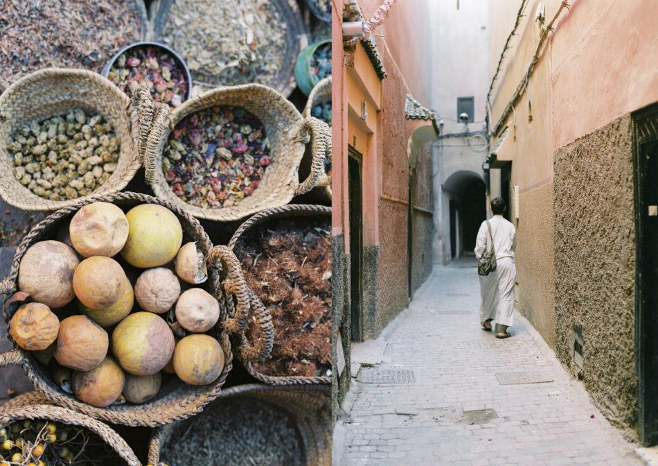 Podróż po Marrakeszu