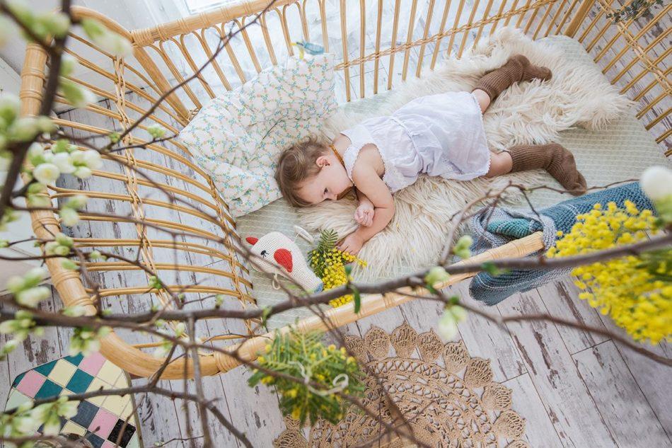 Tekstylia i zabawki dla dzieci