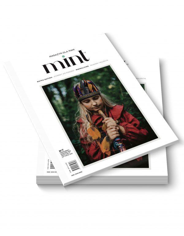 prenumerata MINT magazyn dla mam