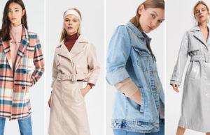 trendy 2019 wiosenne kurtki