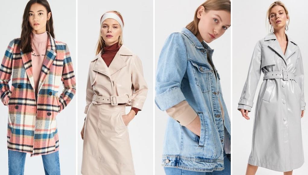Wiosenne kurtki i płaszcze – przegląd trendów