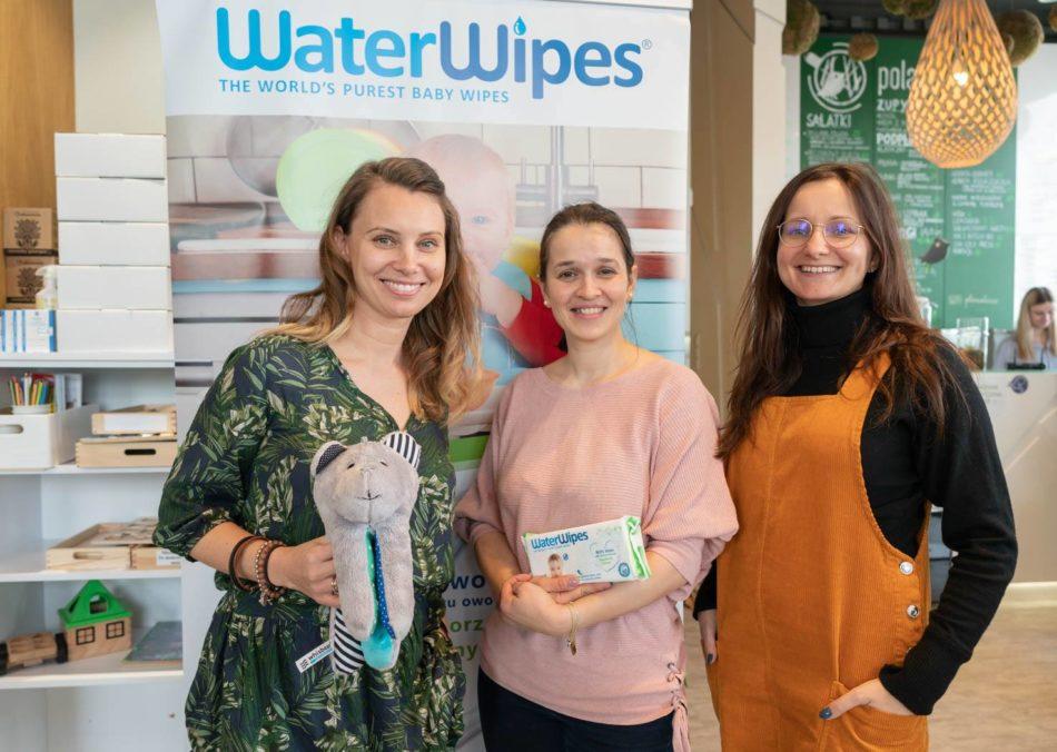 nowość Soapberry WaterWipes