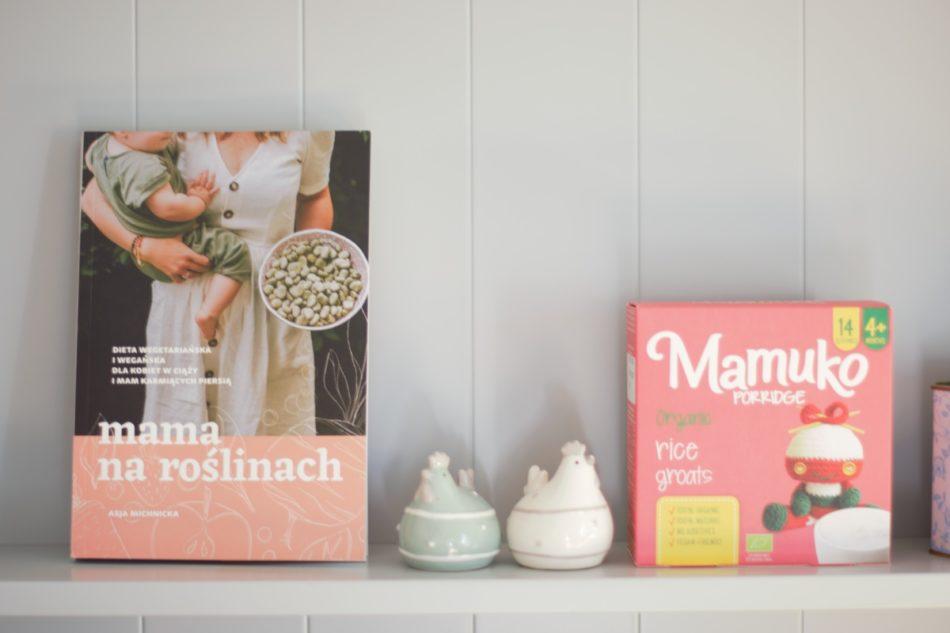 warto przeczytać książkę Mama na roślinach
