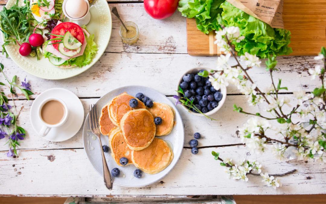 4 śniadania na dobry początek dnia