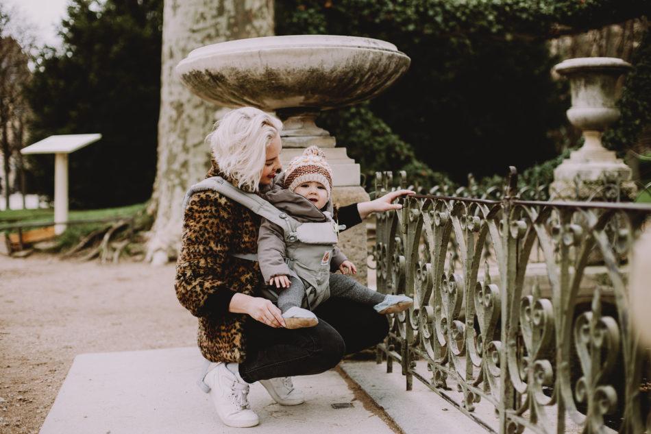 Dominika i Bille-Joy Polka w Paryżu