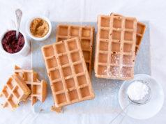 3 wariacje na temat gofrów na śniadanie