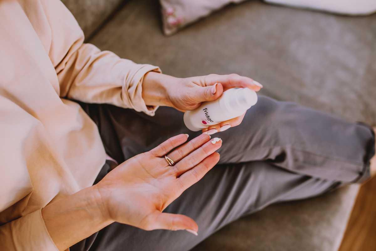 redakcja Mint testuje fridge kosmetyki prosto z lodówki