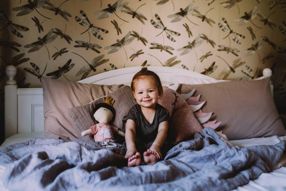 piżamki dla dzieci Hello Morning testuje magazyn Mint