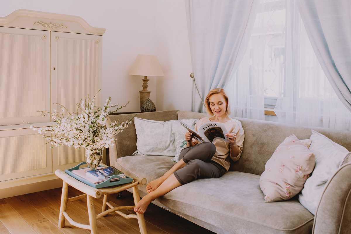 poznaj Bognę Bojanowską Redaktor Naczelną magazynu Mint