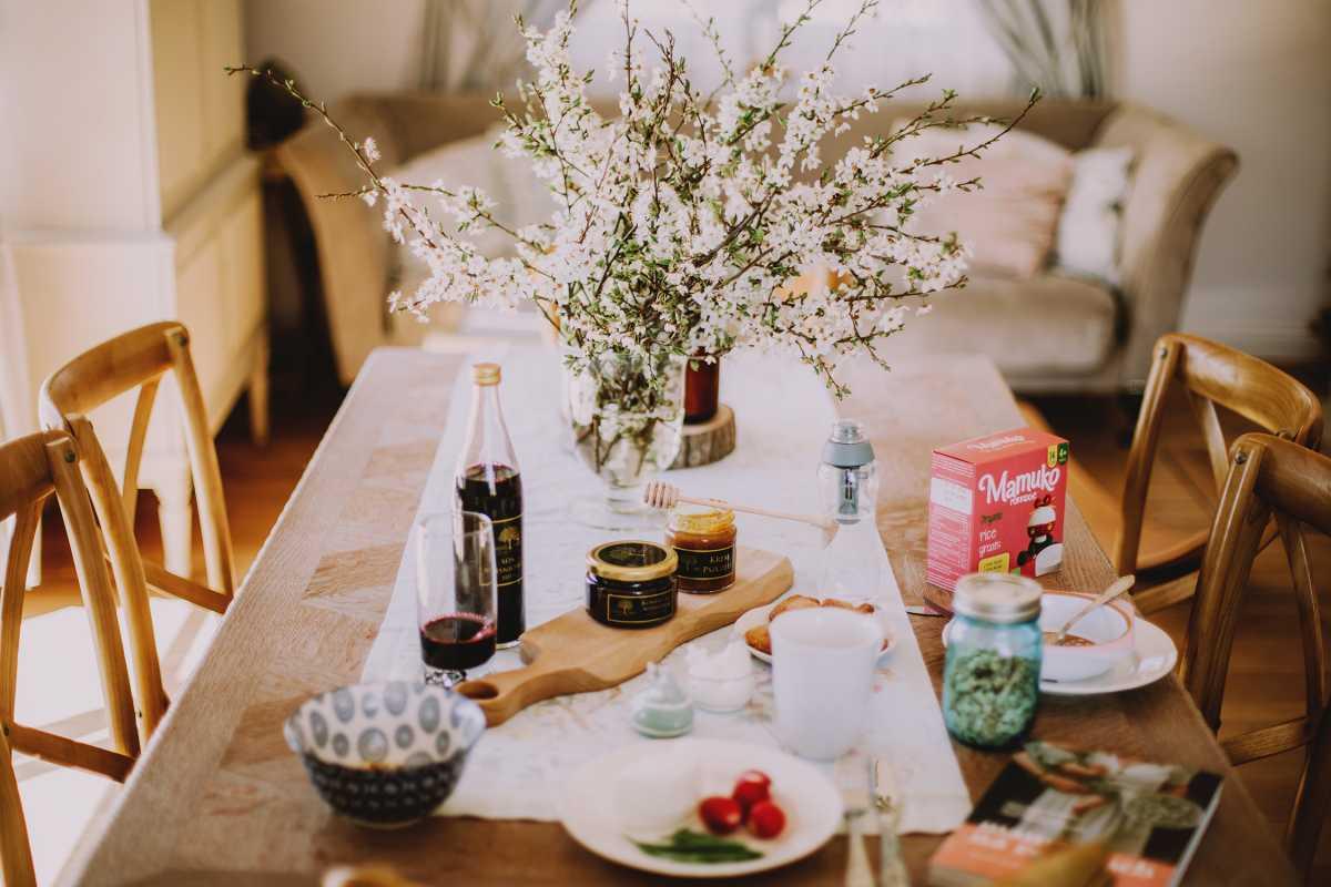 wiśniowe konfitury cherry tree smakuje Bogna Bojanowska dla Mint