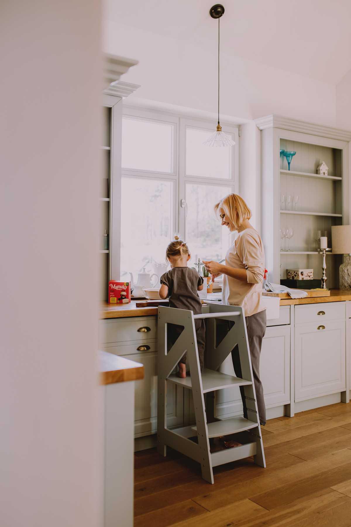 kitchen helper od Mamuko testuje Bogna Bojanowska
