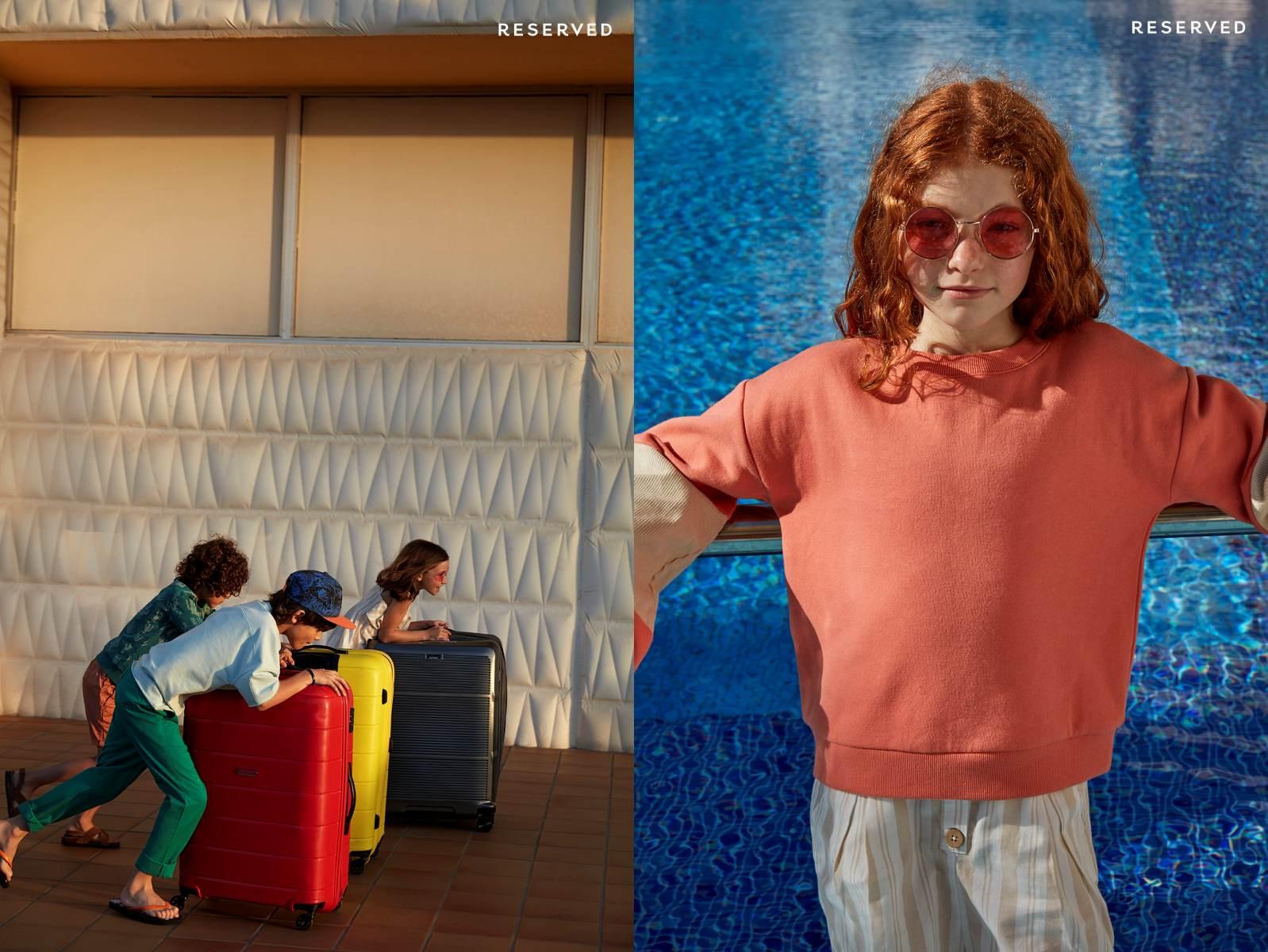 kolekcja reserved kids lato dla dzieci