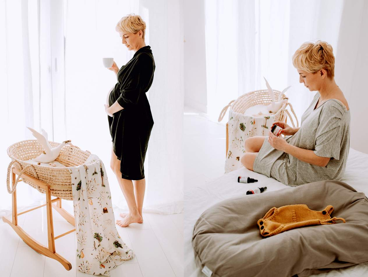 otulacze dla noworodków marka Layette