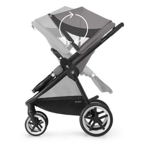 CYBEX Stroller Iris M-Air Grey