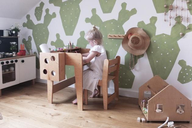 Lapgap – pomysł na pokój dziecka