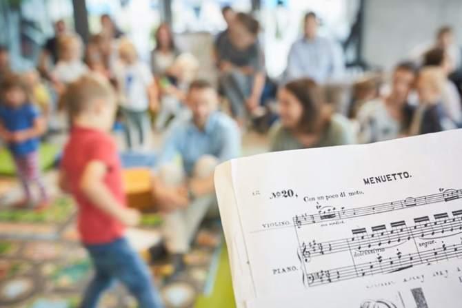 muzyka klasyczna dla dzieci