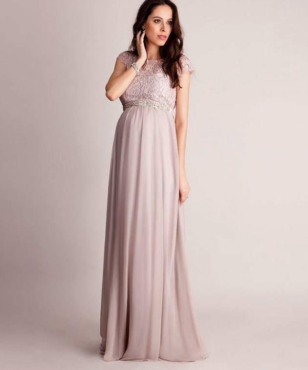 sukienka ciążowa na wesele