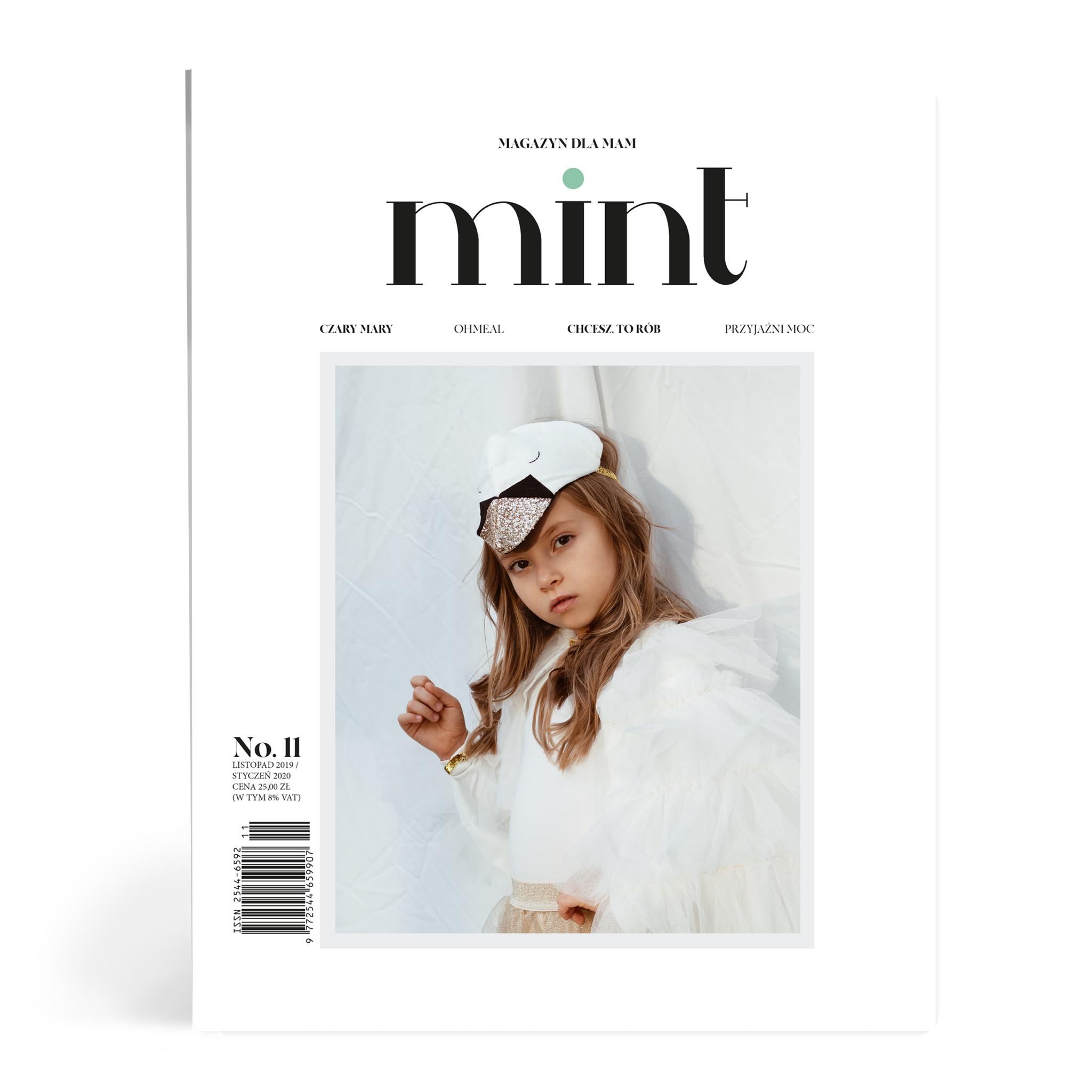 magazyn dla mamy Mint