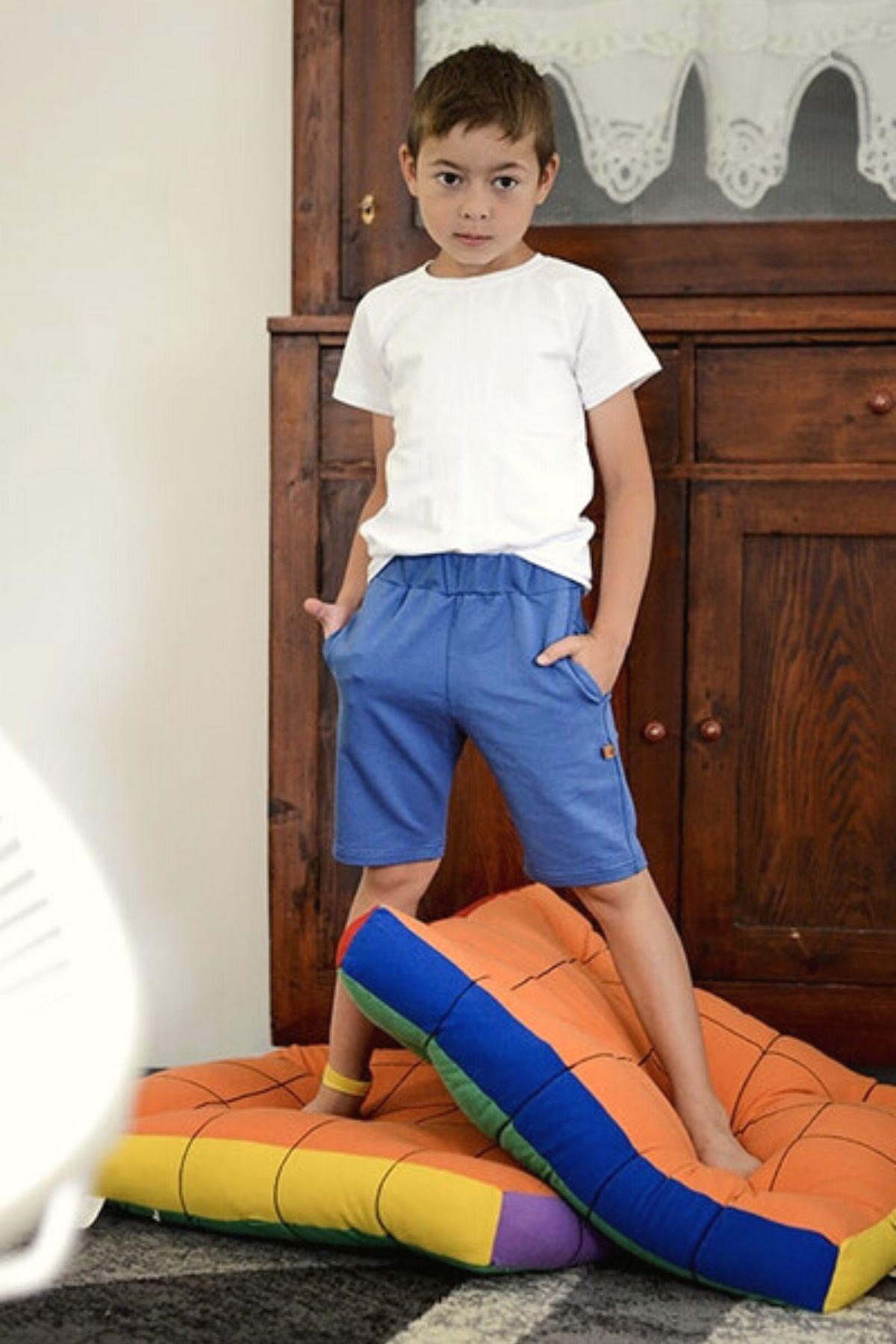 moda dla chłopca