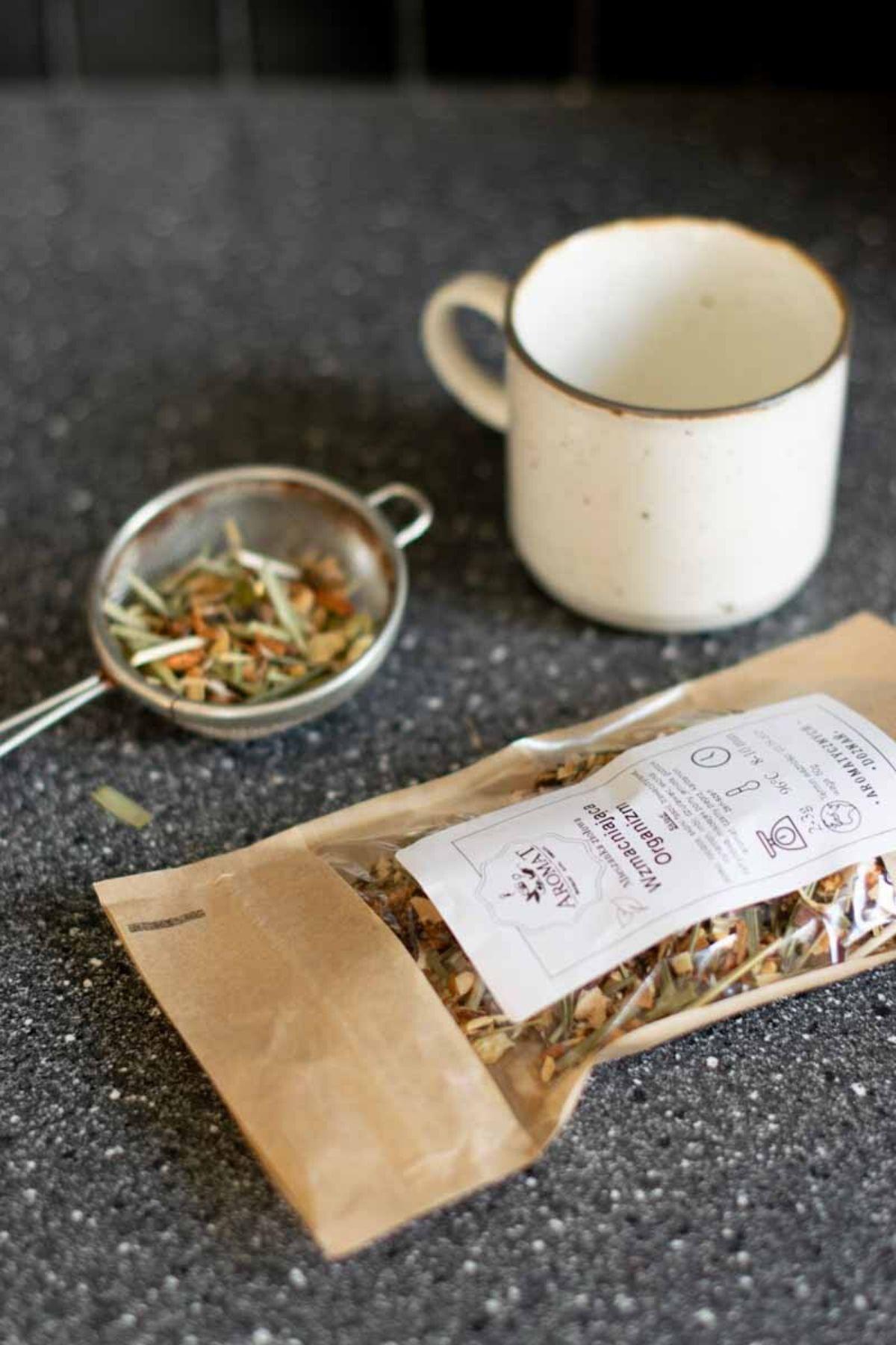 herbata relaksująca