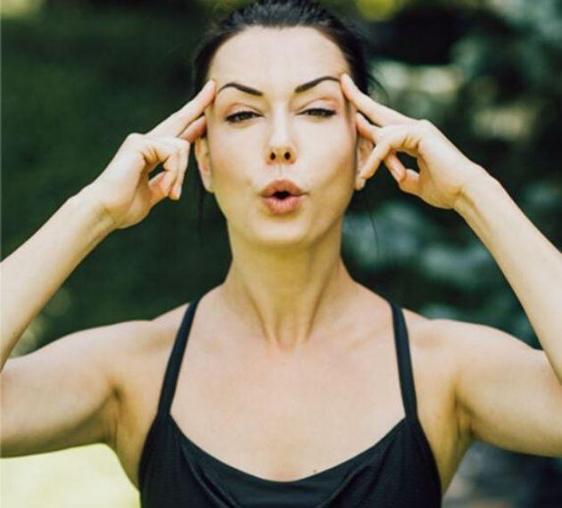 Joga twarzy – joga piękna