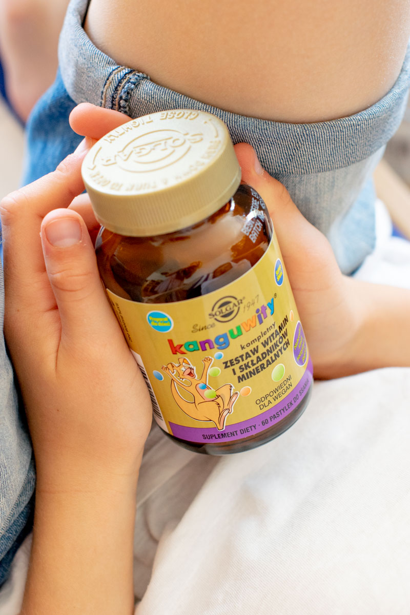 suplementy dla dzieci