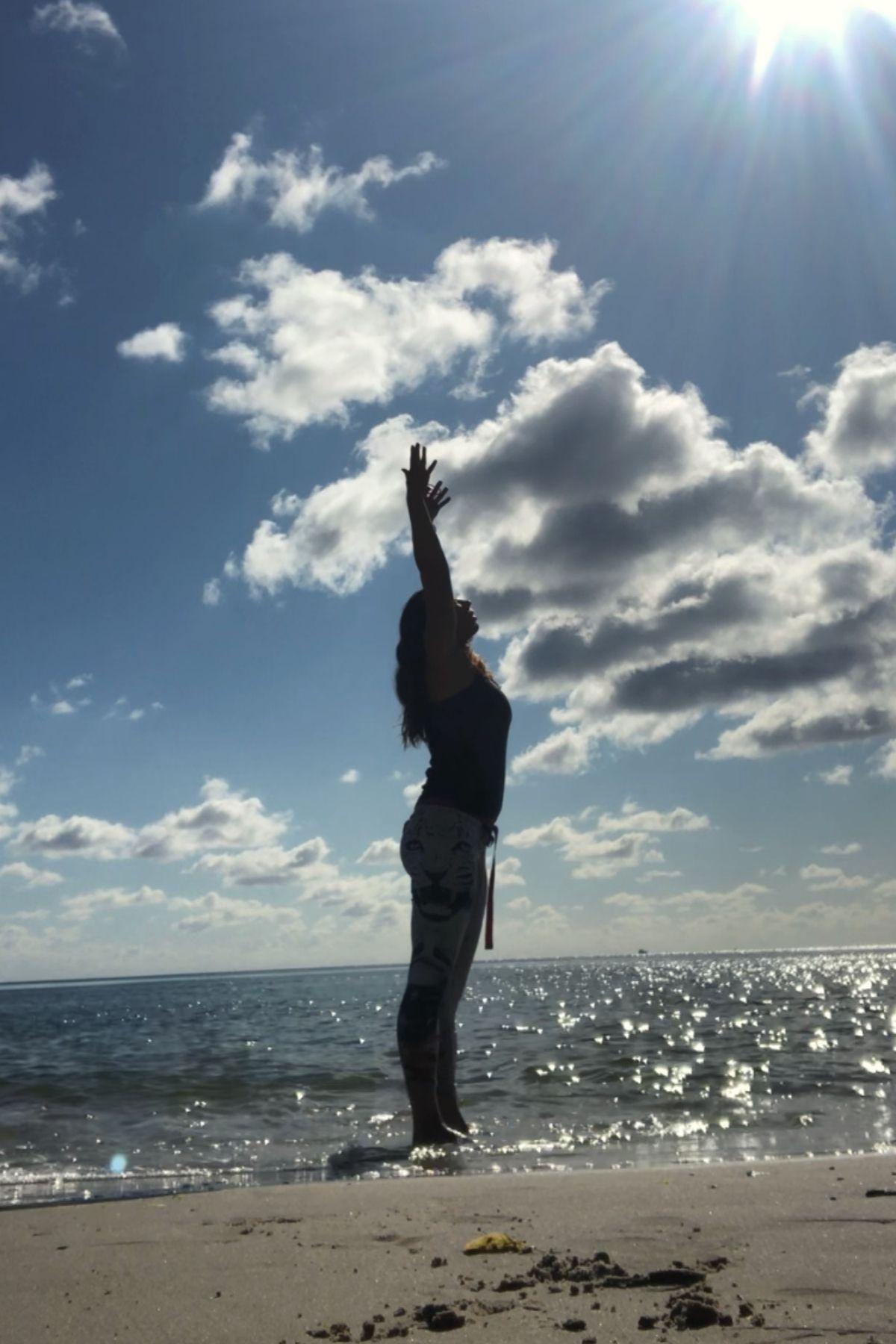medytacja w ruchu