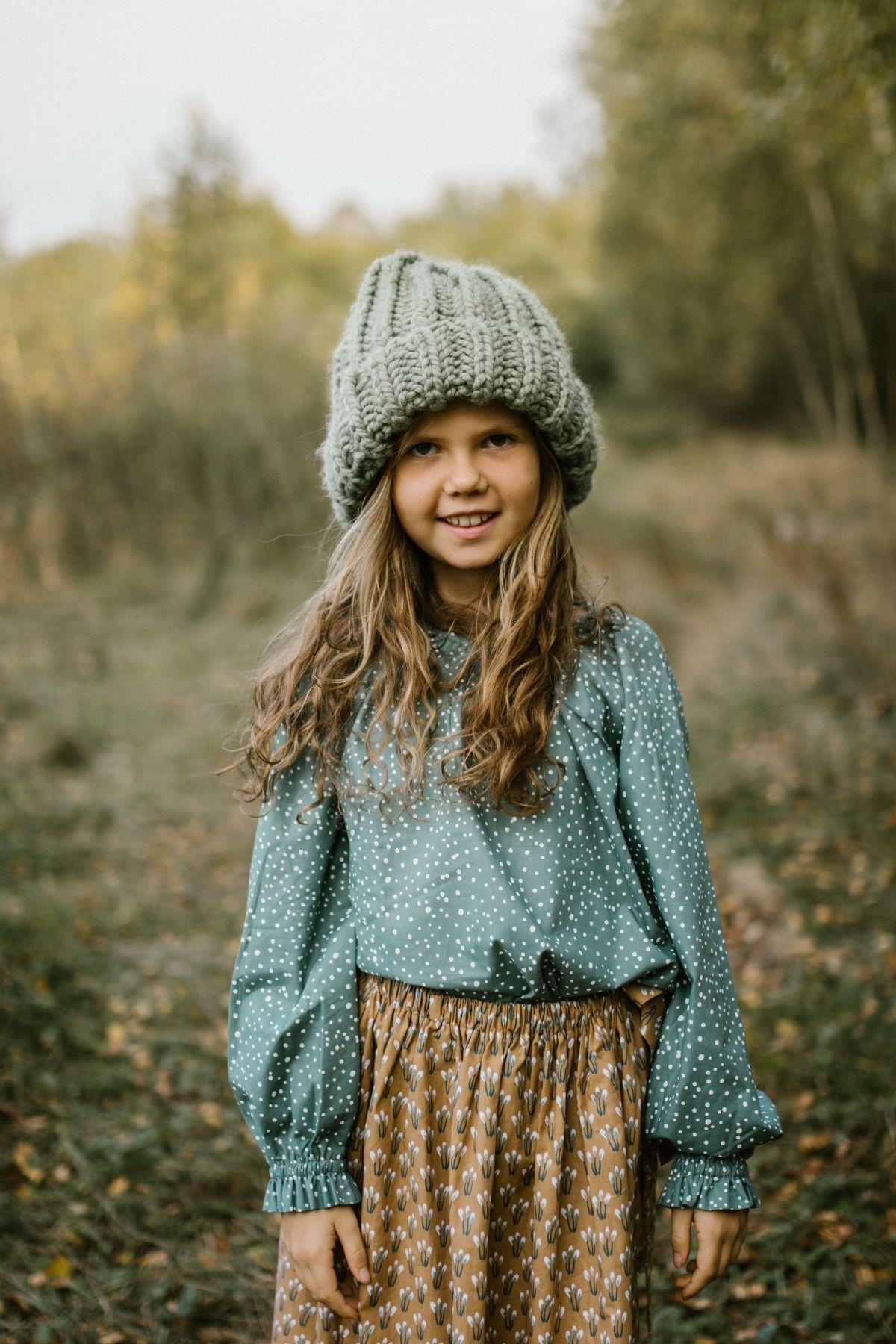 minimalista moda dla dzieci
