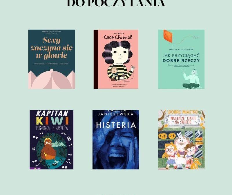 O książkach, które musisz przeczytać