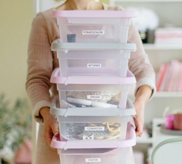 kreatywne pudełko busy box