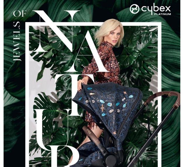 CYBEX Jewels of Nature – Kolekcja wózków inspirowana naturą